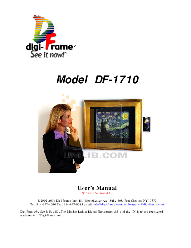 pdf for Belkin Router F5D6050 manual
