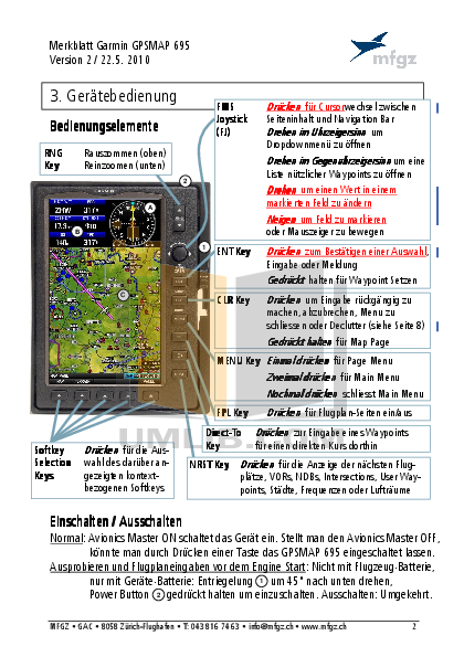 pdf manual for garmin gps gpsmap 695 rh umlib com  garmin gpsmap 695 manual
