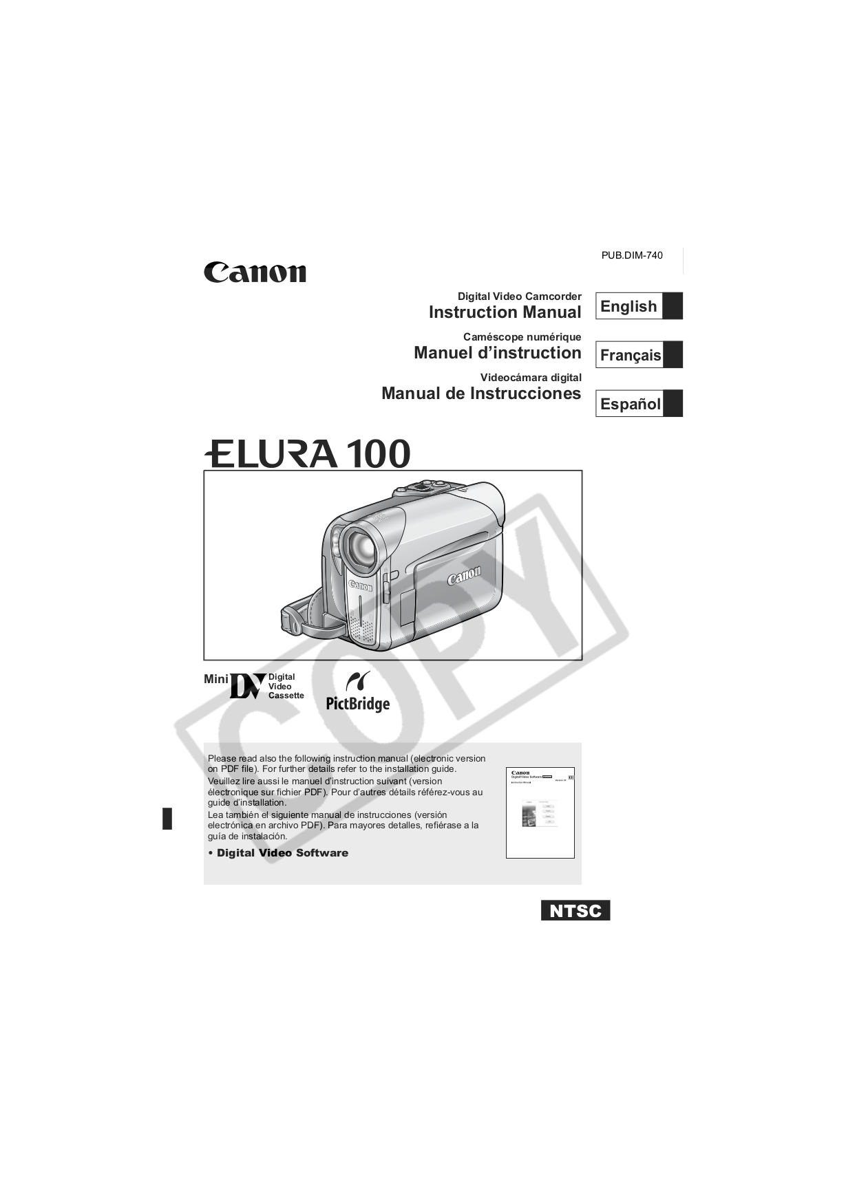 pdf for Ion Camcorders Twin Video manual