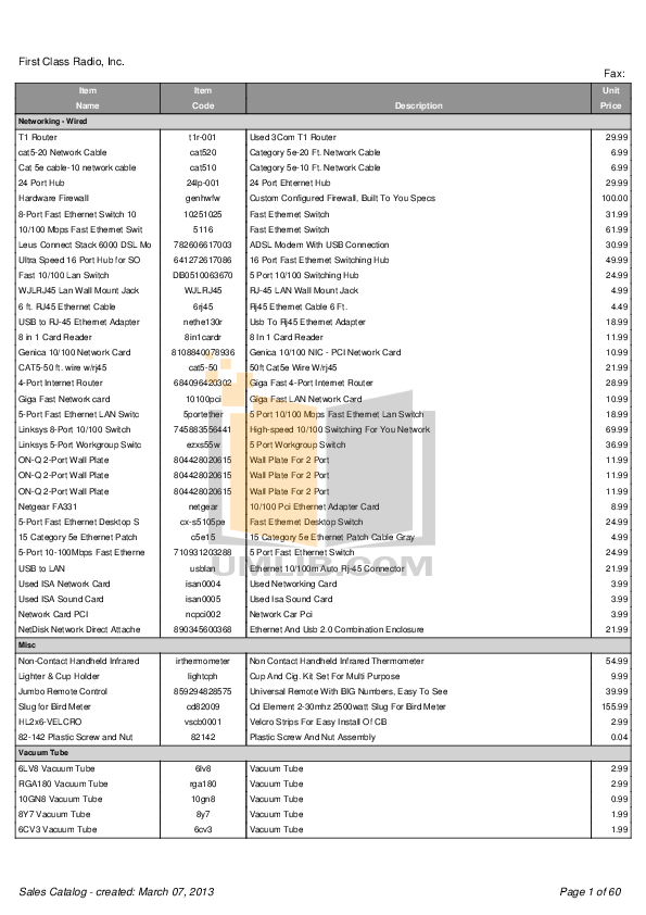 pdf for Benwin Speaker ECCO USB-D 2.0 manual
