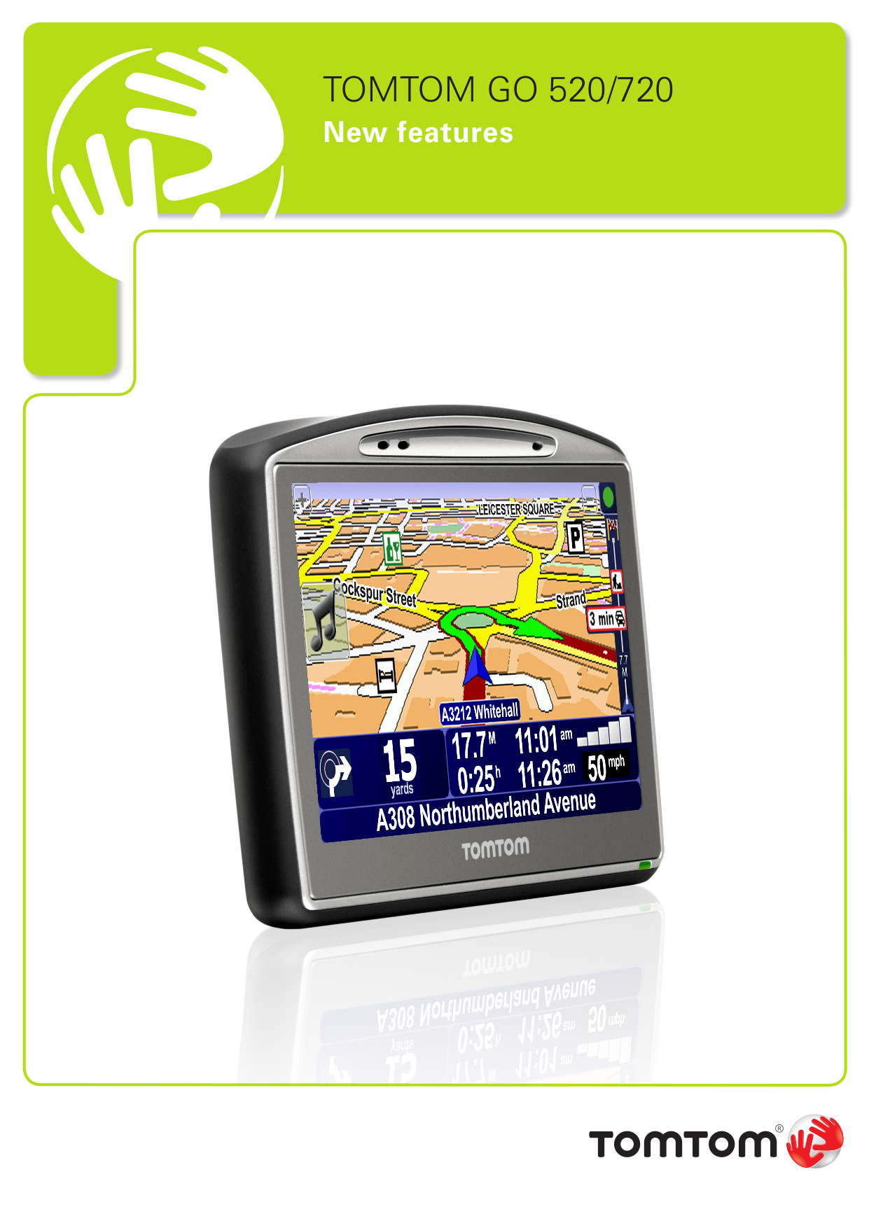 tomtom go 520 manual download