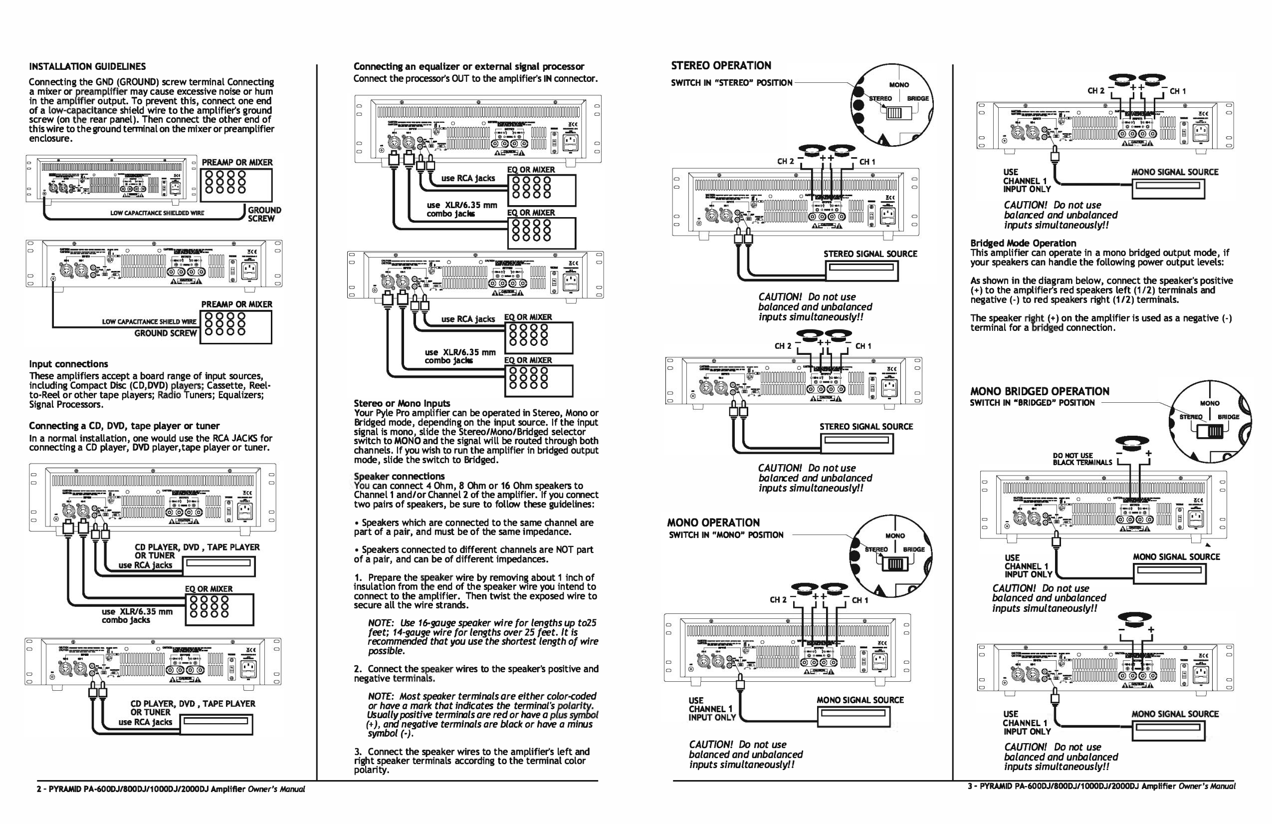 astron power supply service manual