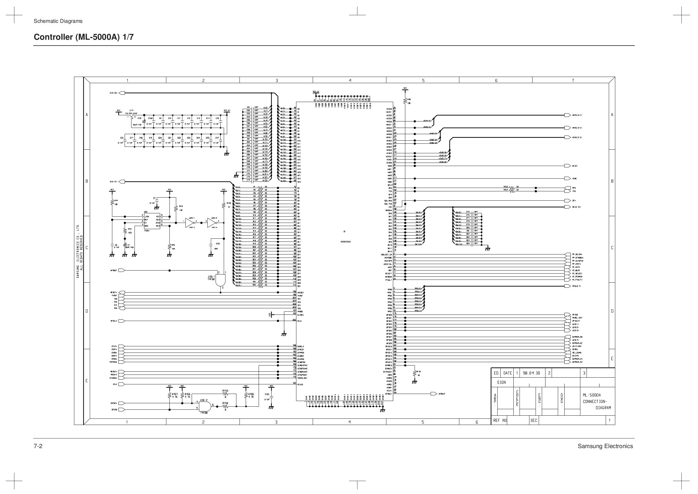Схемы принтеров самсунг