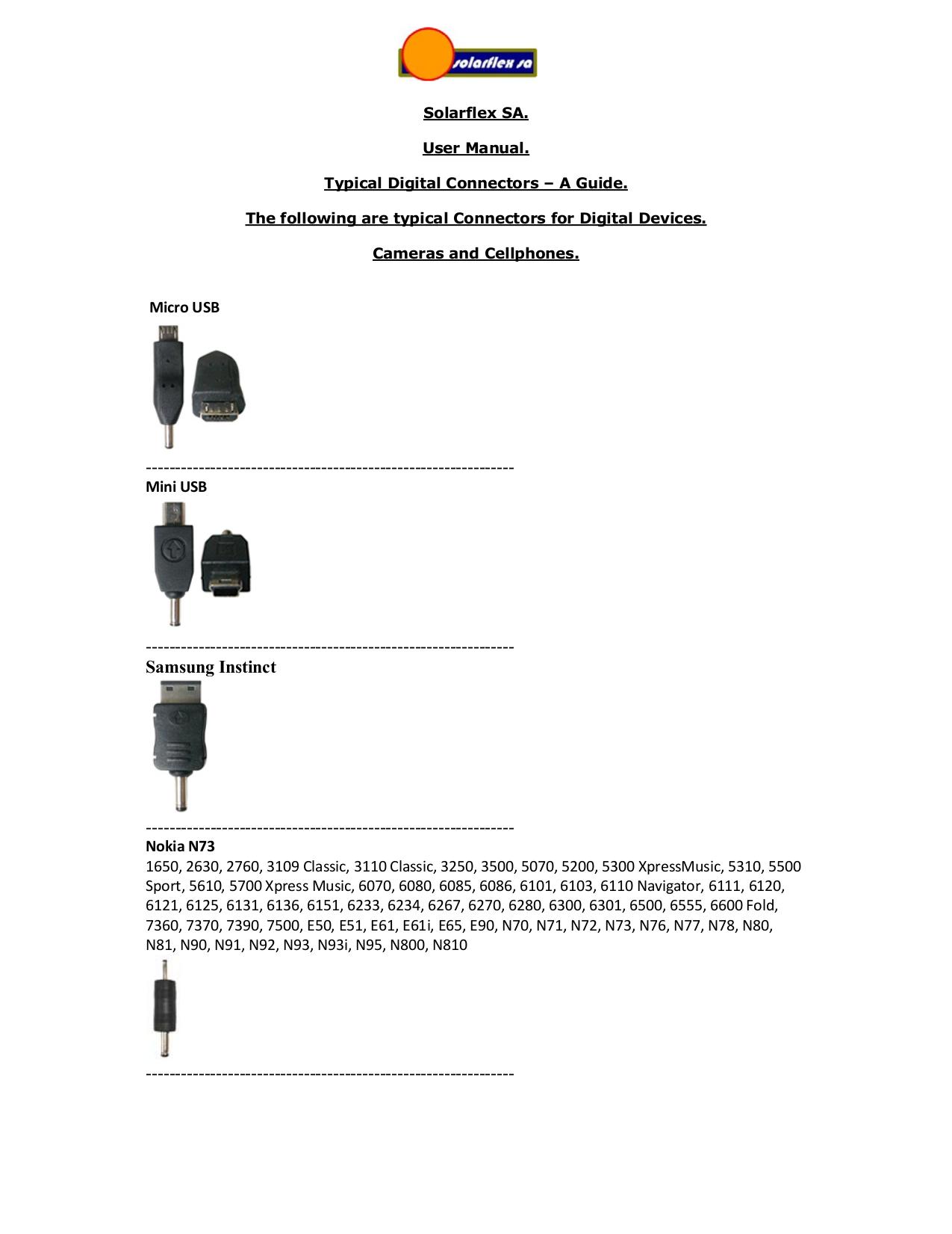 pdf for Nokia Cell Phone 2116i manual
