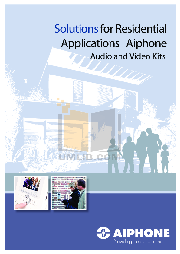 pdf for Aiphone Other JF-1FD Intercoms manual