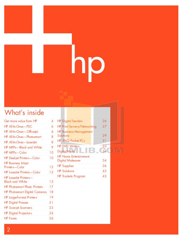 HP Digital Camera Photosmart R707xi pdf page preview
