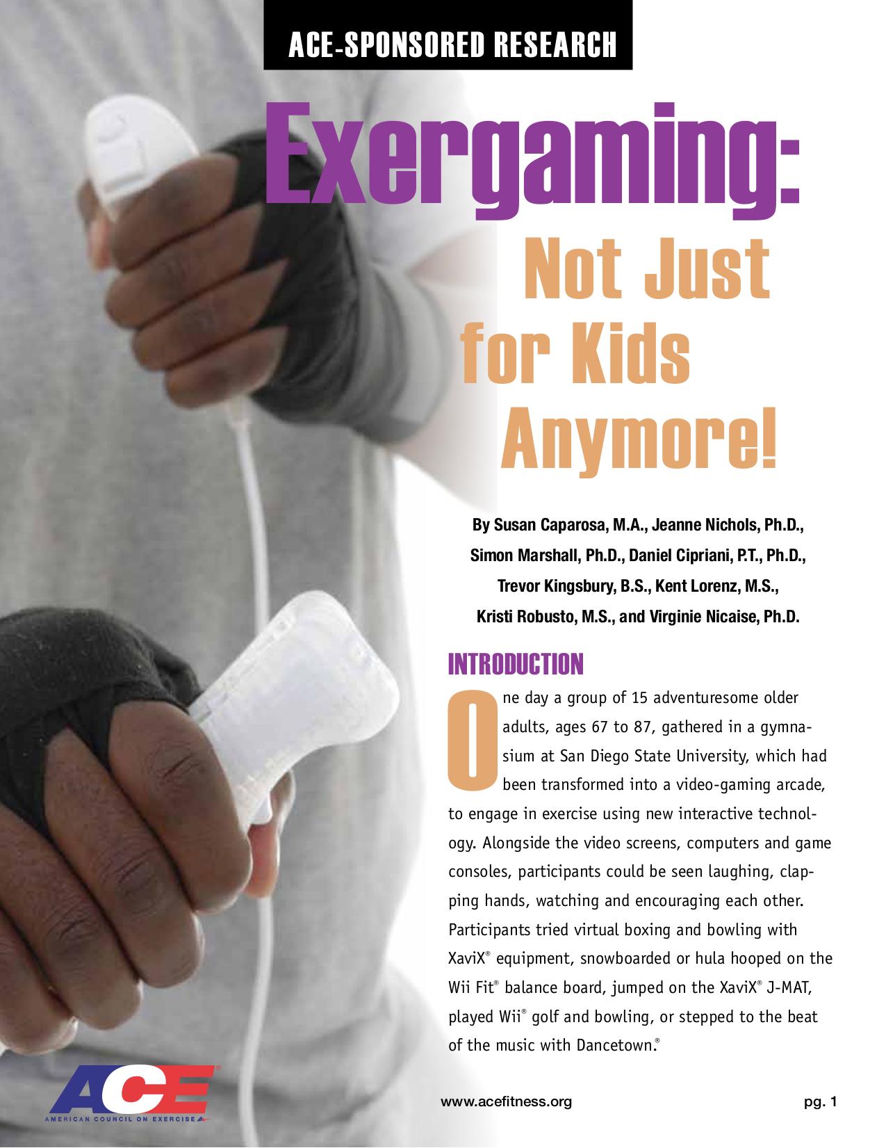 pdf for Xavix Other Xavix Golf Video Game manual