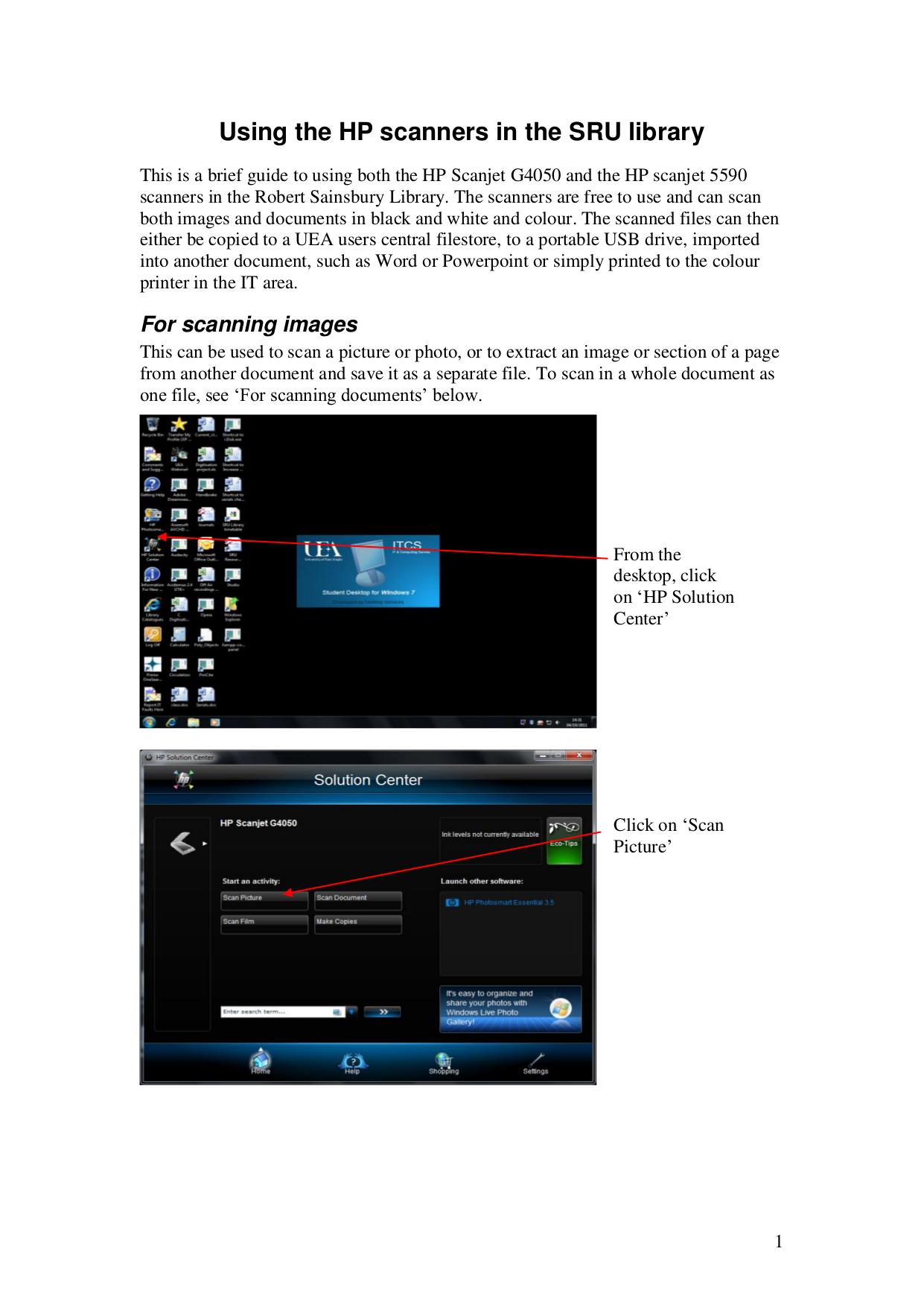 Hp Solution Center Scanning  Fabulous The Scanner Software Enlarges