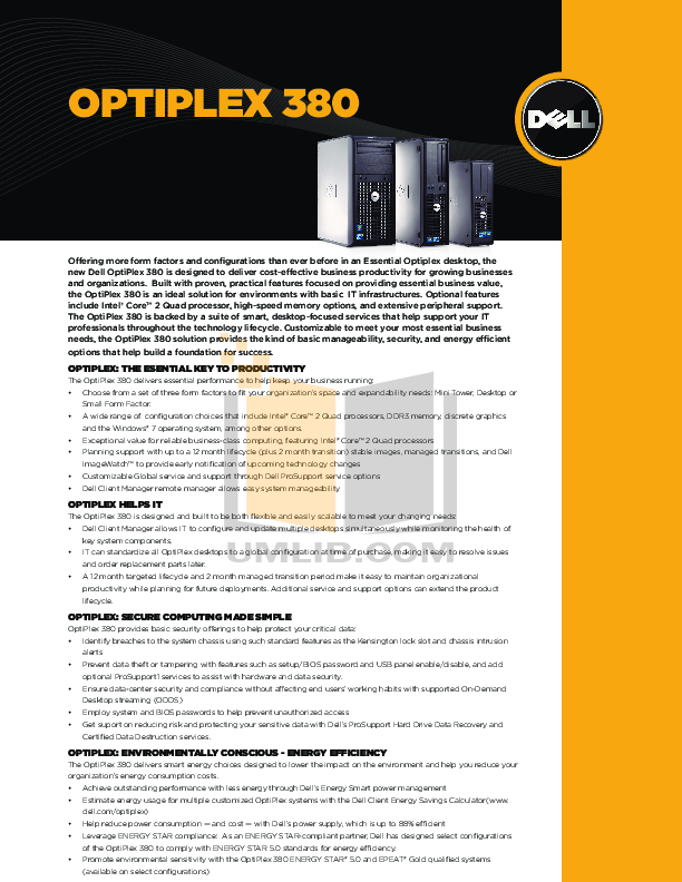download free pdf for dell optiplex 380 desktop manual rh umlib com dell optiplex 380 bios manual dell optiplex 380 bios manual