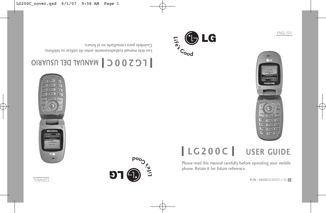 download free pdf for lg lg200c cell phone manual rh umlib com LG 200C Review LG TracFone Flip Phone