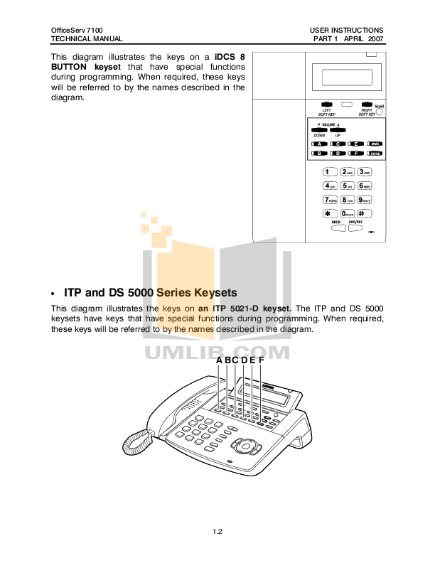 Blackberry Cell Phone 7100g pdf page preview