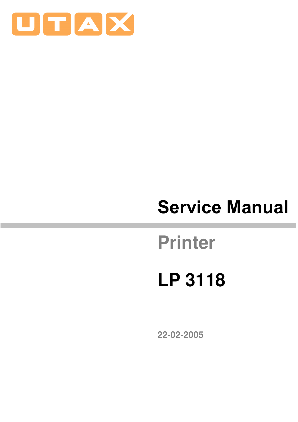 pdf for Kyocera Printer FS-920 manual