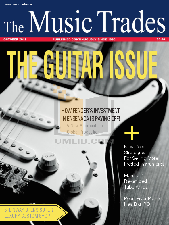 Breedlove Guitar Master Class Exotic VI pdf page preview