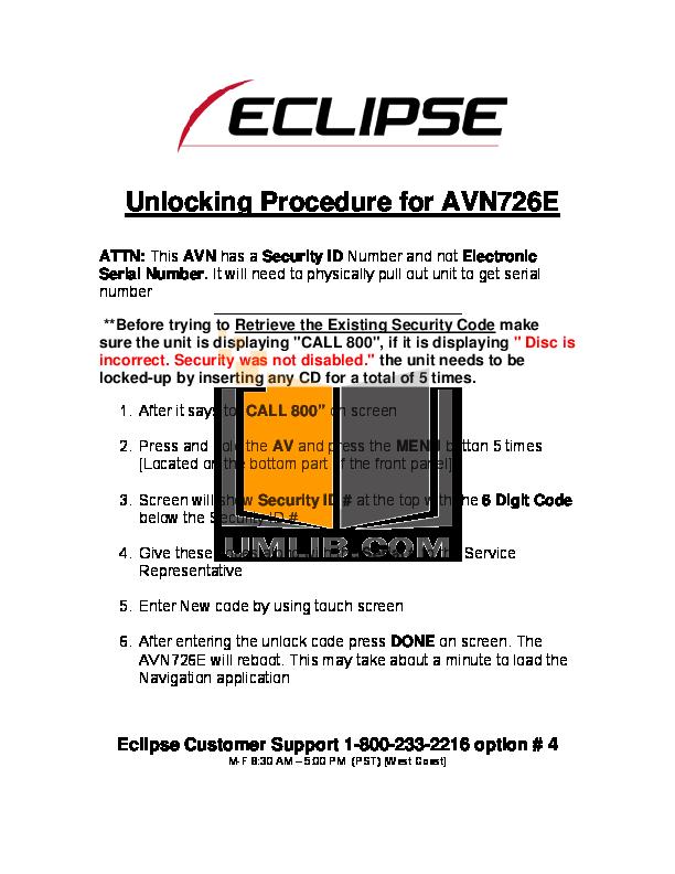 Avn5500 Manual. Array Download Free Pdf For Eclipse Avn5500 Gps Manual Rh Umlib. Wiring. Intertherm Wiring Diagram 2454 Mac At Guidetoessay.com