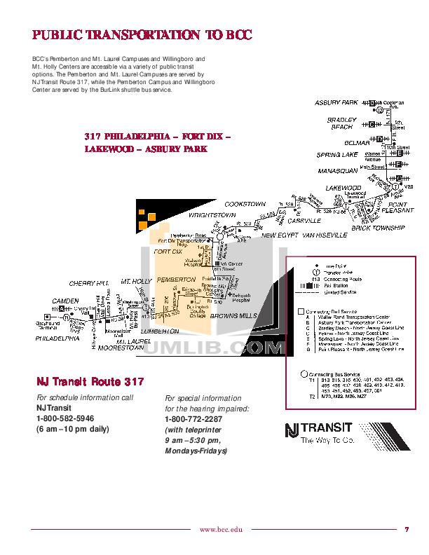 PDF manual for Franklin PDA BCC-400