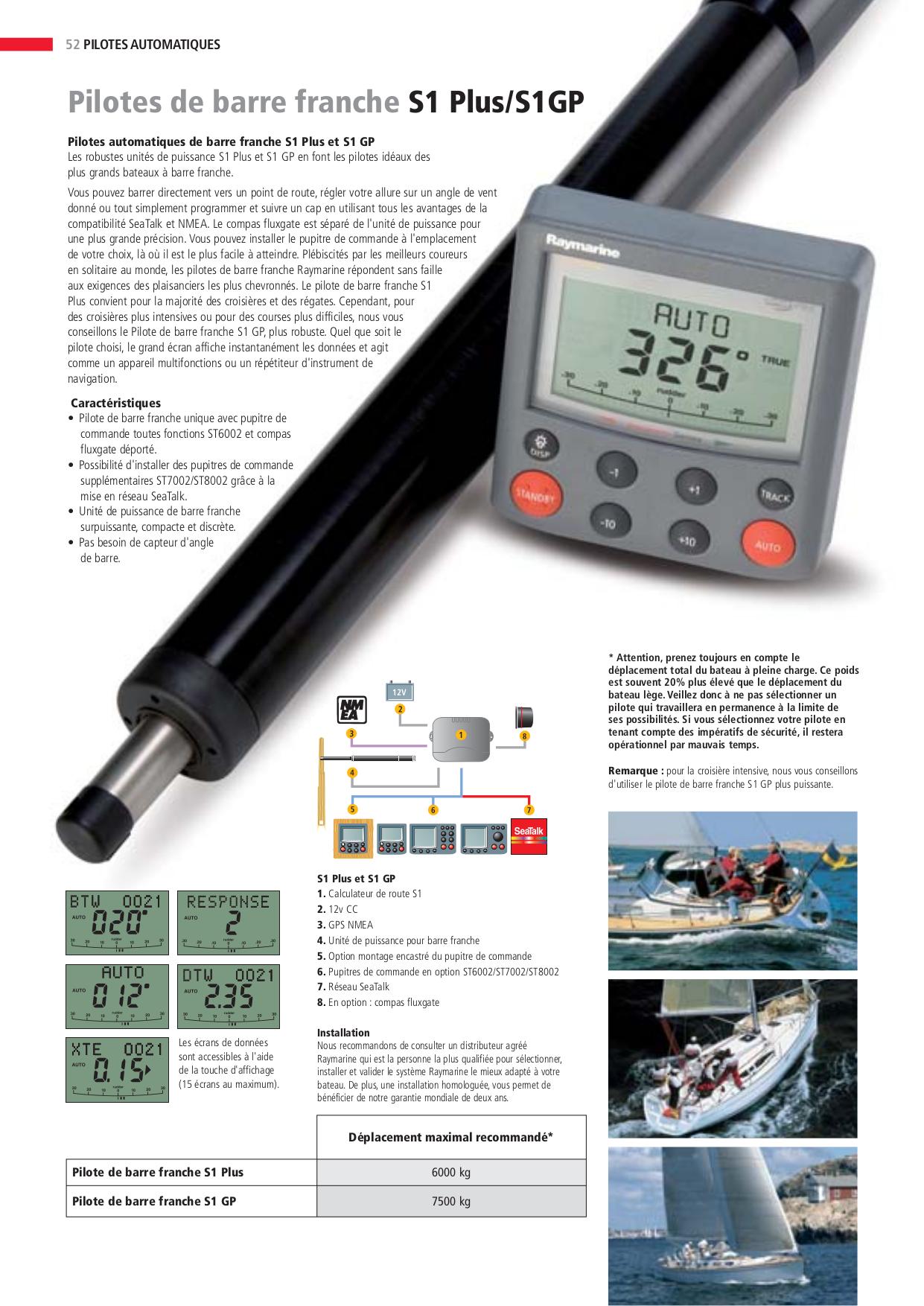 pdf manual for raymarine gps autohelm st5000 rh umlib com Raymarine Autohelm 4000 raymarine st5000+autopilot manual