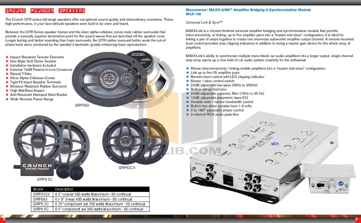 Luxury Car Audio Crossover Installation Diagram Crest - Everything ...