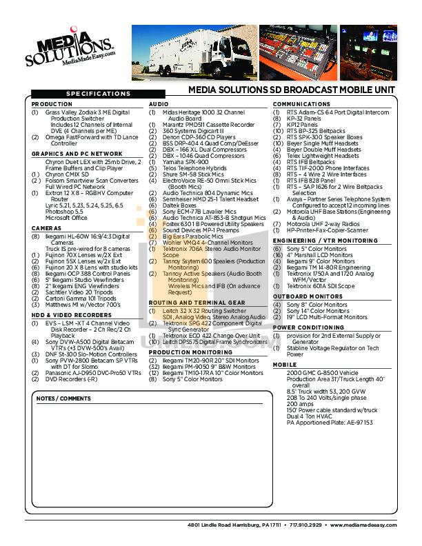 pdf for Fostex Speaker System PM-1 manual