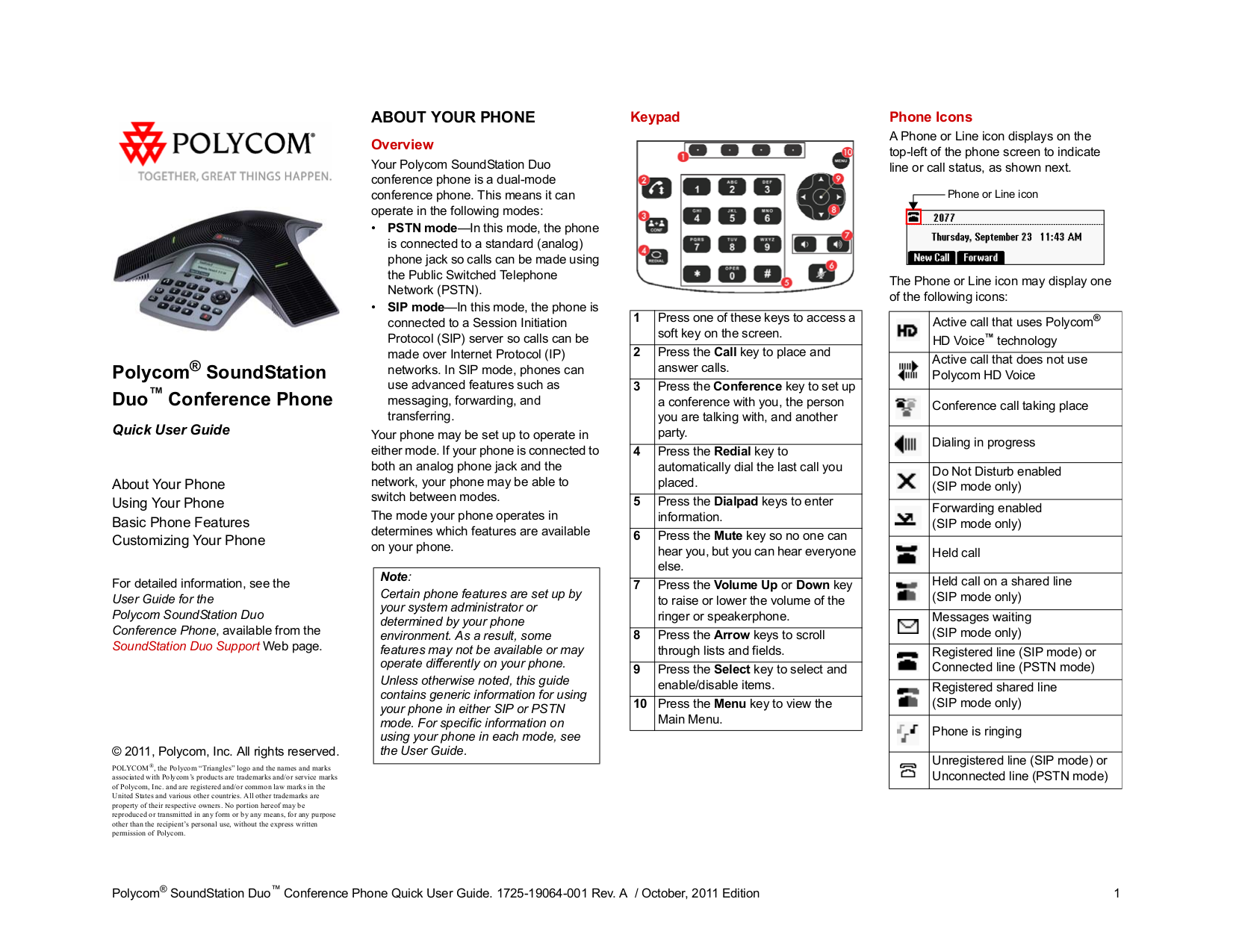 download free pdf for polycom soundstation 2 telephone manual rh umlib com polycom soundstation 2w user guide polycom soundstation 2w ex user guide