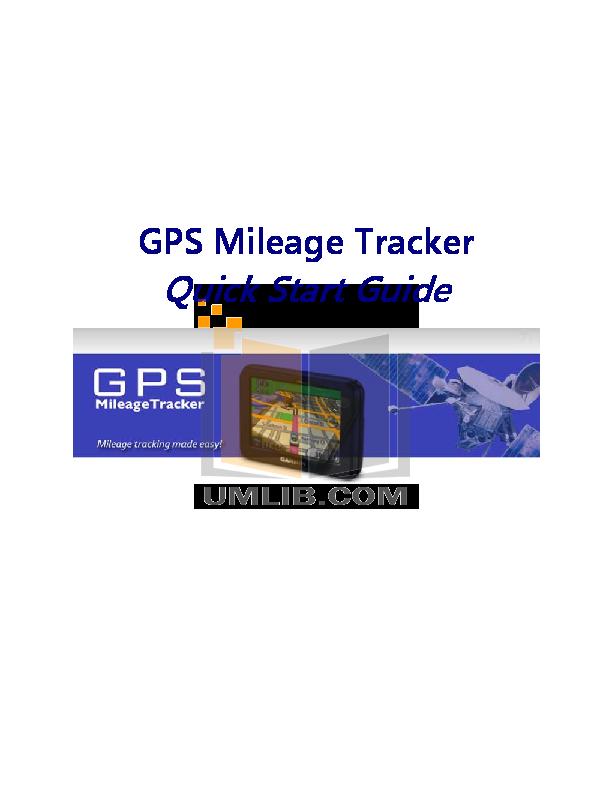 Garmin Nuvi 255W - Automotive GPS Receiver Manuals