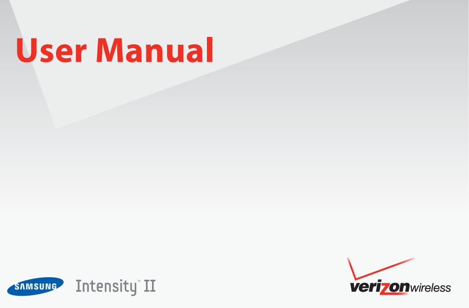 pdf for Samsung Cell Phone Wave II manual