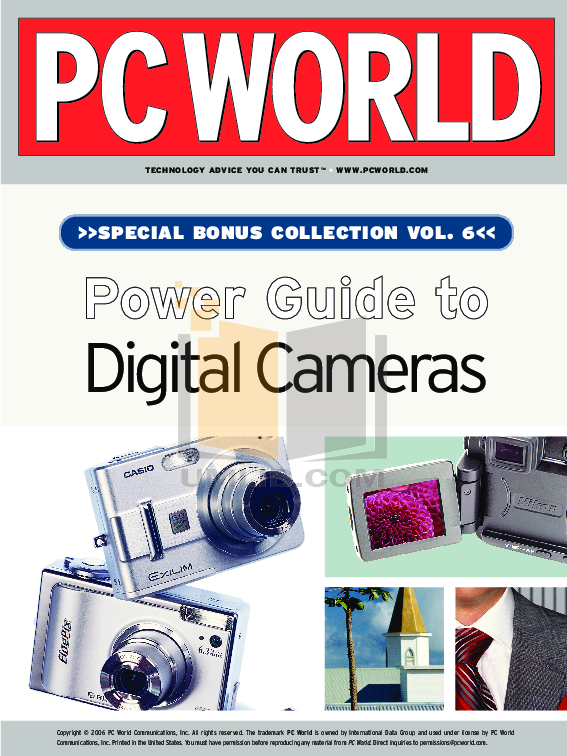 pdf for Canon Digital Camera Powershot G6 manual