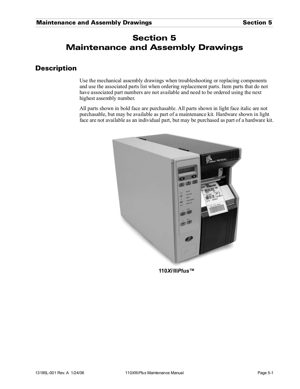 download free pdf for zebra 110xiiiiplus printer manual rh umlib com Refurbished Zebra Printers zebra printer 110xiiii plus manual pdf