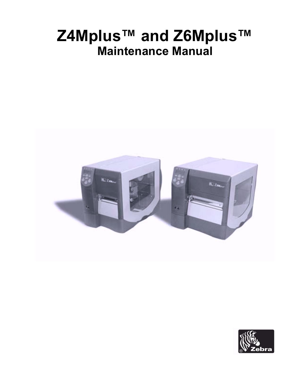 download free pdf for zebra 110xiiiiplus printer manual rh umlib com Zebra 110Xi4 Refurbished Zebra Printers