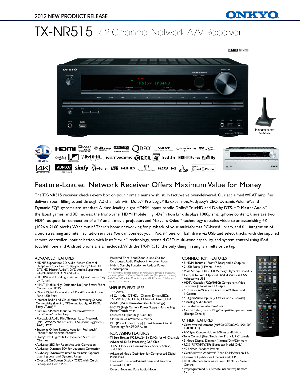 download free pdf for onkyo ht s570 home theater manual rh umlib com Onkyo Audio Onkyo USA Corporation