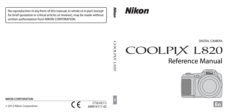 nikon coolpix p50 manual pdf