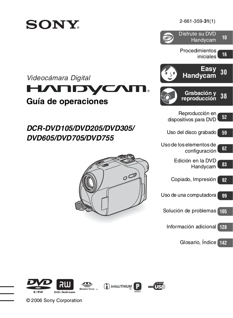 download free pdf for sony handycam dcr dvd108 camcorders manual rh umlib com sony dcr-dvd108 manual pdf sony dcr-dvd108 manual pdf