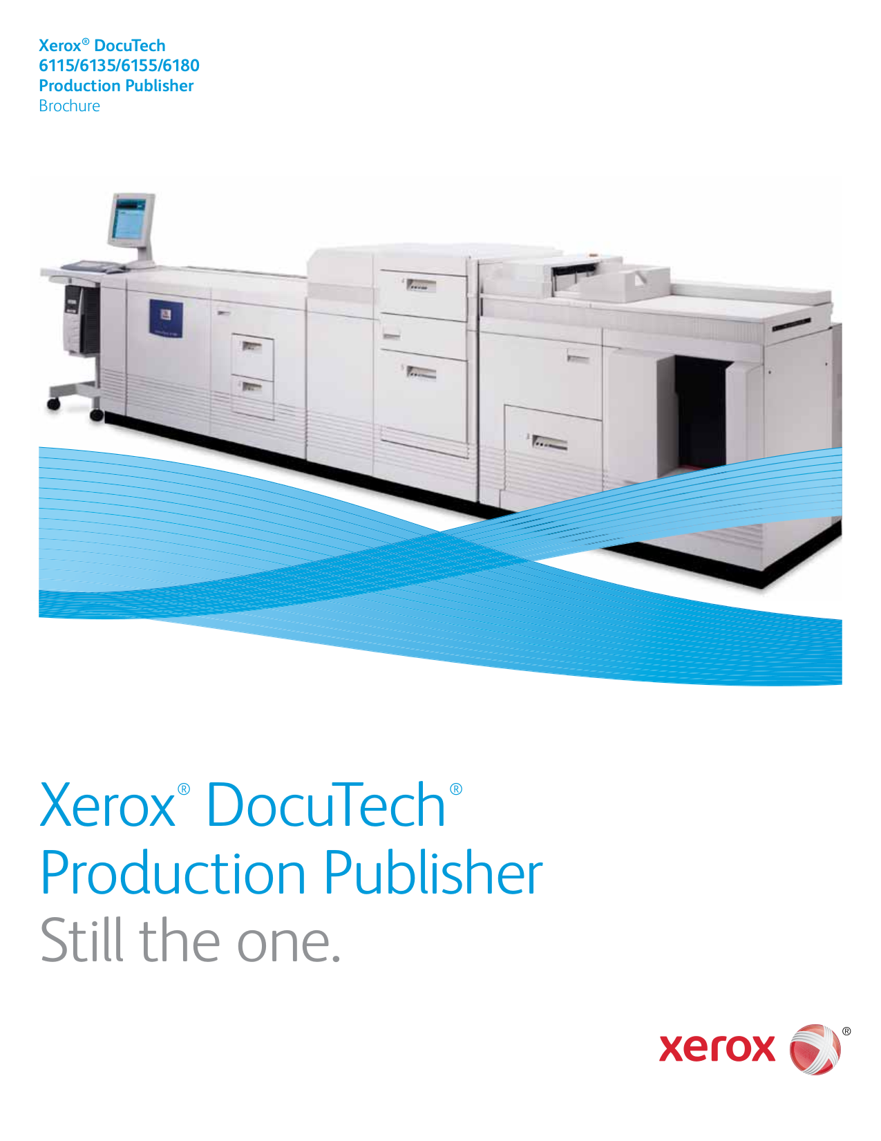 pdf for Xerox Printer DocuTech 6135 manual