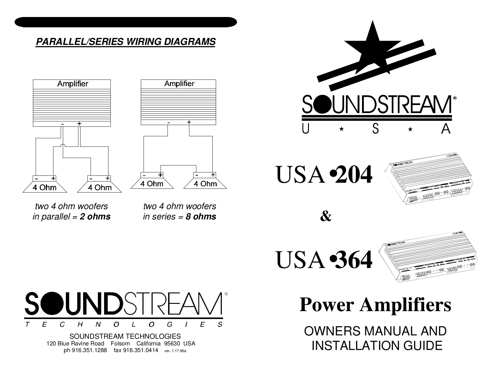 usa4ch.pdf 0 soundstream wiring diagram wiring diagrams soundstream vir 7830b specs wiring diagram at mifinder.co