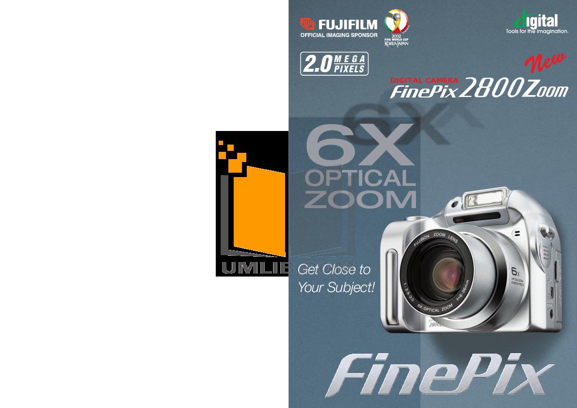 pdf for FujiFilm Printer Finepix NX-500 manual