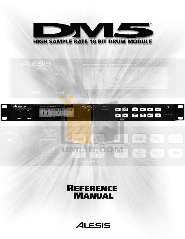 dm manual 5th ed pdf
