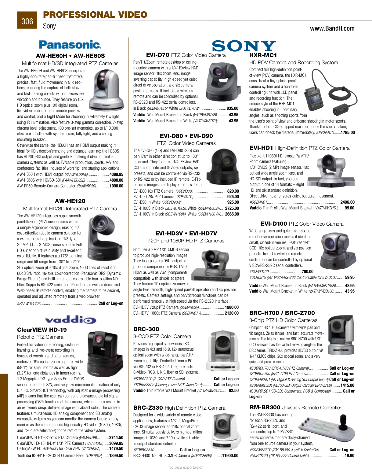 ... Kramer Other VM-312 Distribution Amplifiers pdf page preview ...