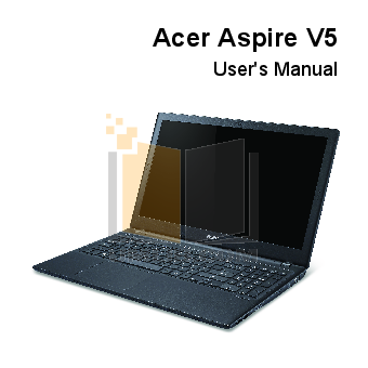 pdf for Acer Desktop Aspire EL manual