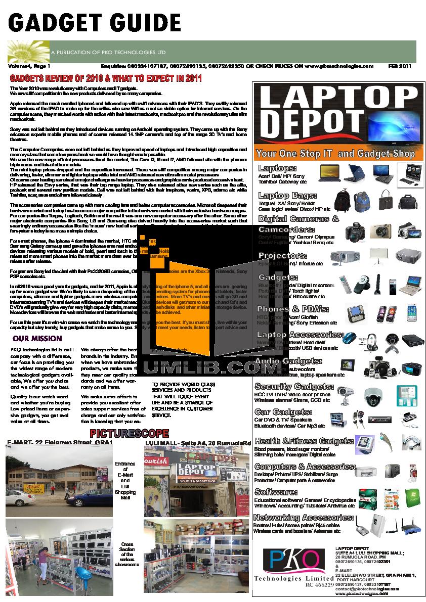 pdf for Acer Desktop Aspire L100 manual