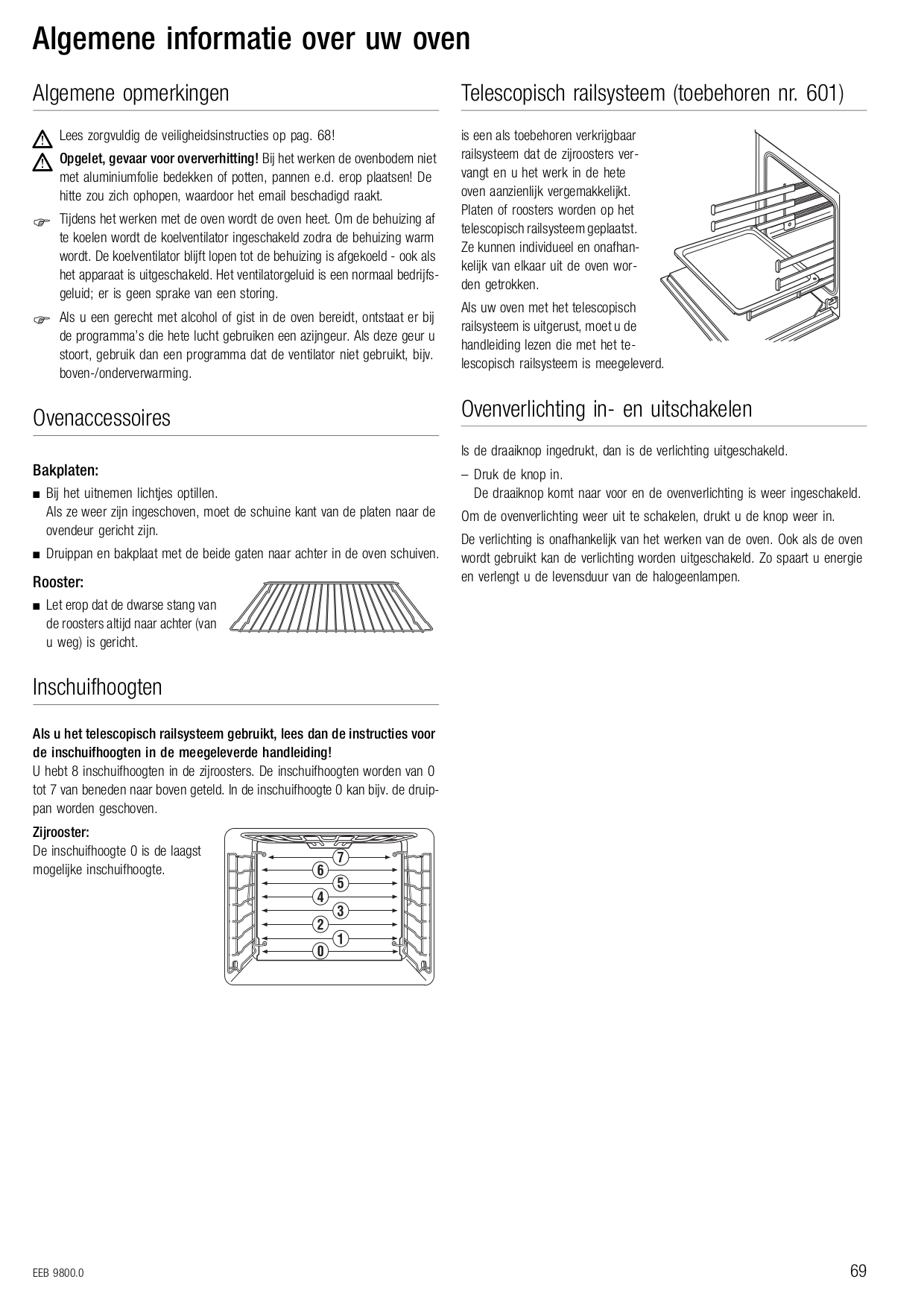 Kuppersbusch Oven EEB 9800.0 pdf page preview