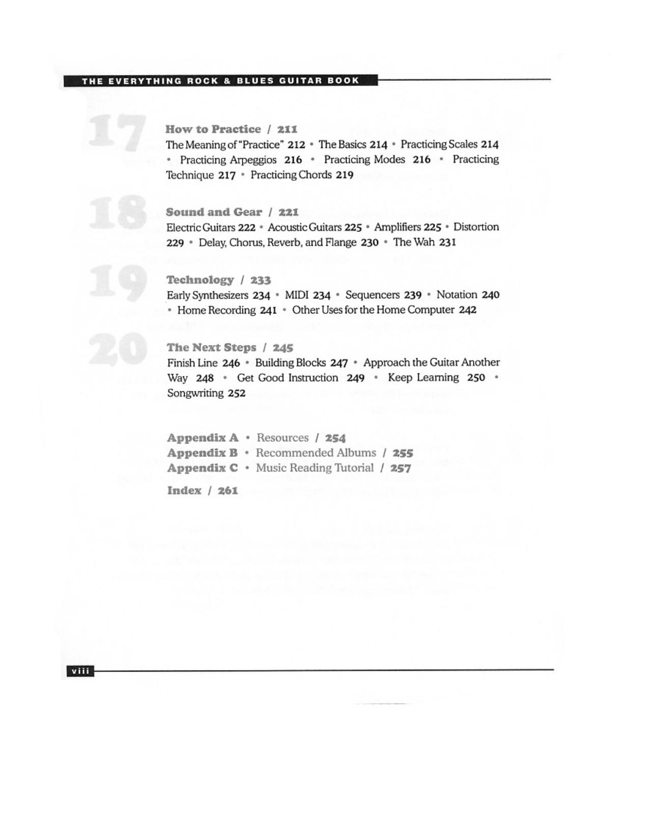 PDF manual for Parker Guitar P-9E
