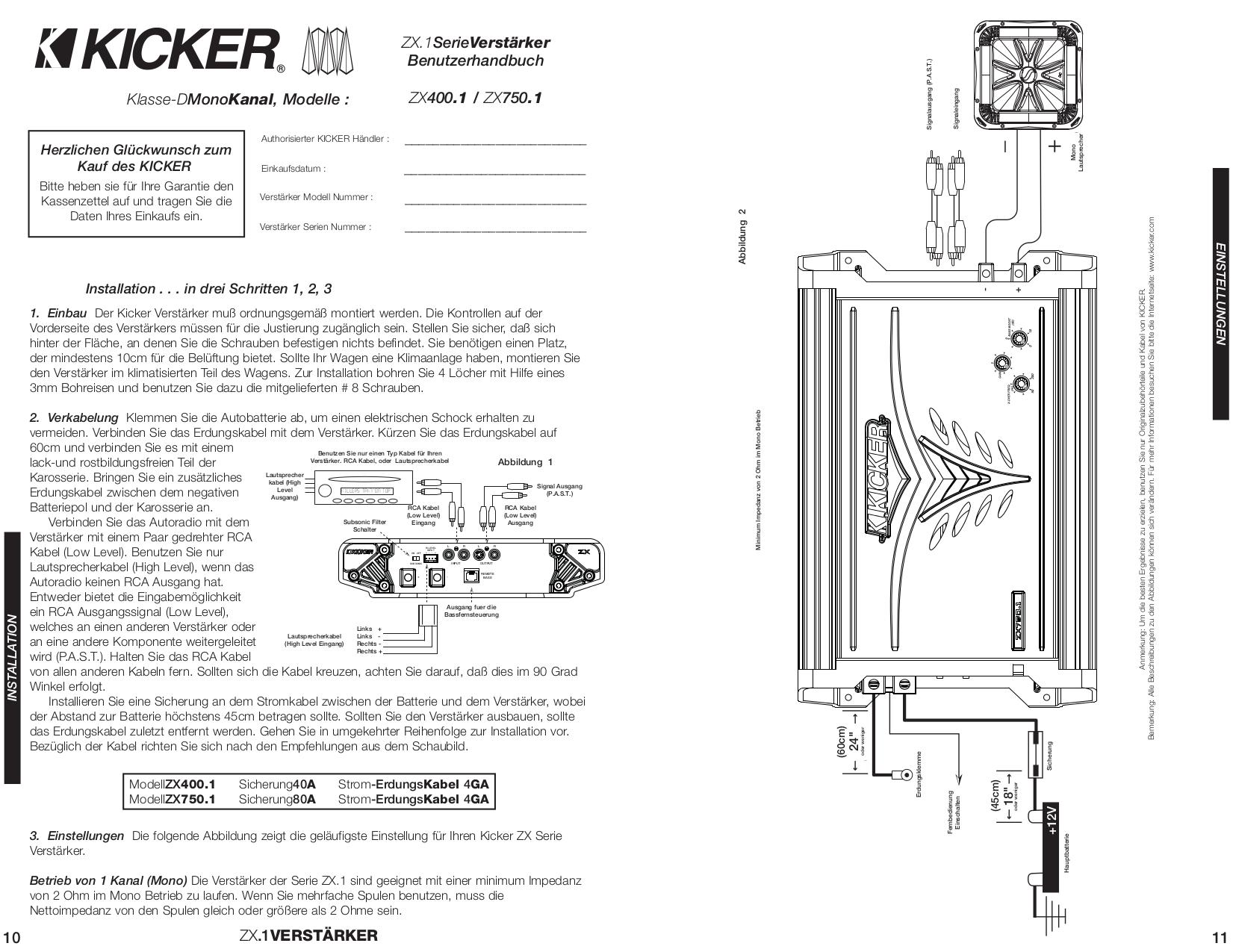 Kicker L5 Wiring Diagram Kicker Subwoofer Wiring Diagram Kicker L7