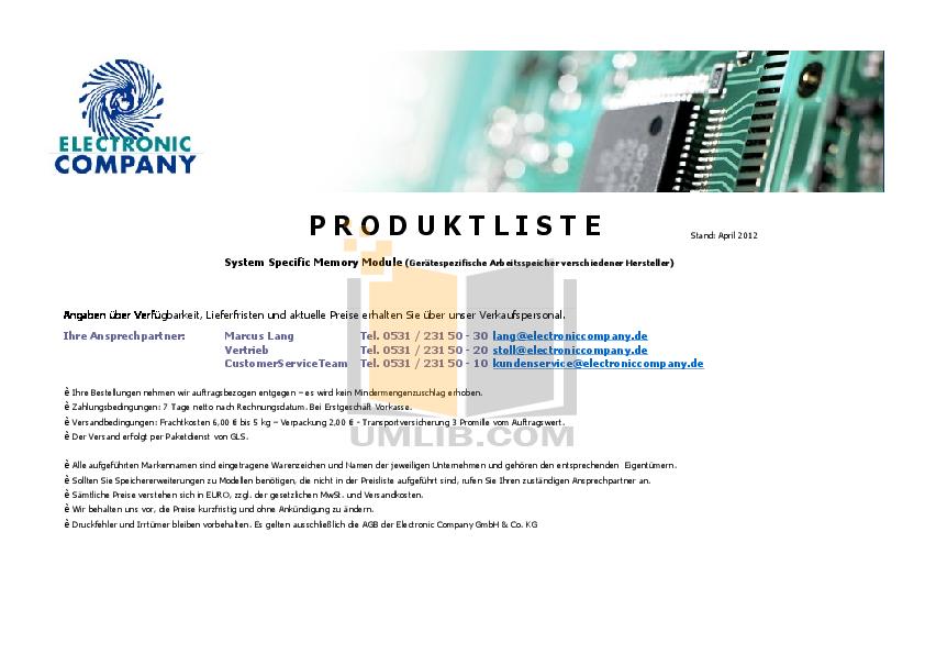 pdf for Acer Desktop Aspire RC810 manual