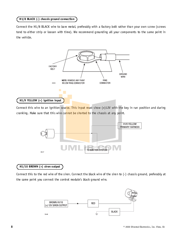 Pdf manual for dei other valet 551t car alarms dei other valet 551t car alarms pdf page preview publicscrutiny Choice Image