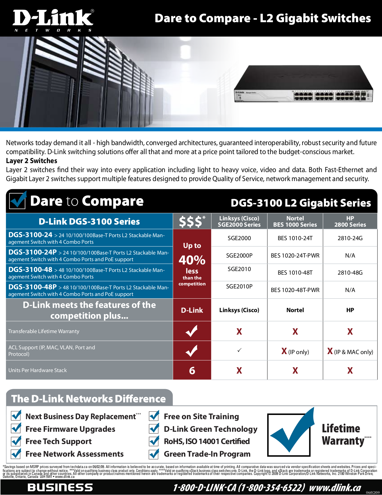 Nortel Switch 1010-24T pdf page preview