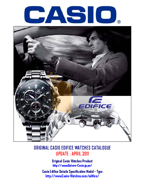 Download Free Pdf For Casio Efa120d