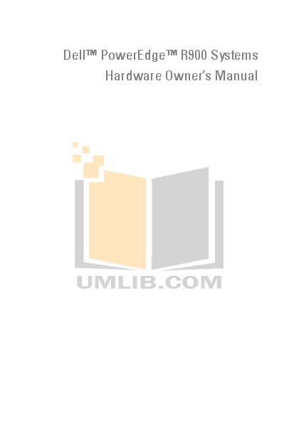 pdf for Dell Monitor E2010H manual
