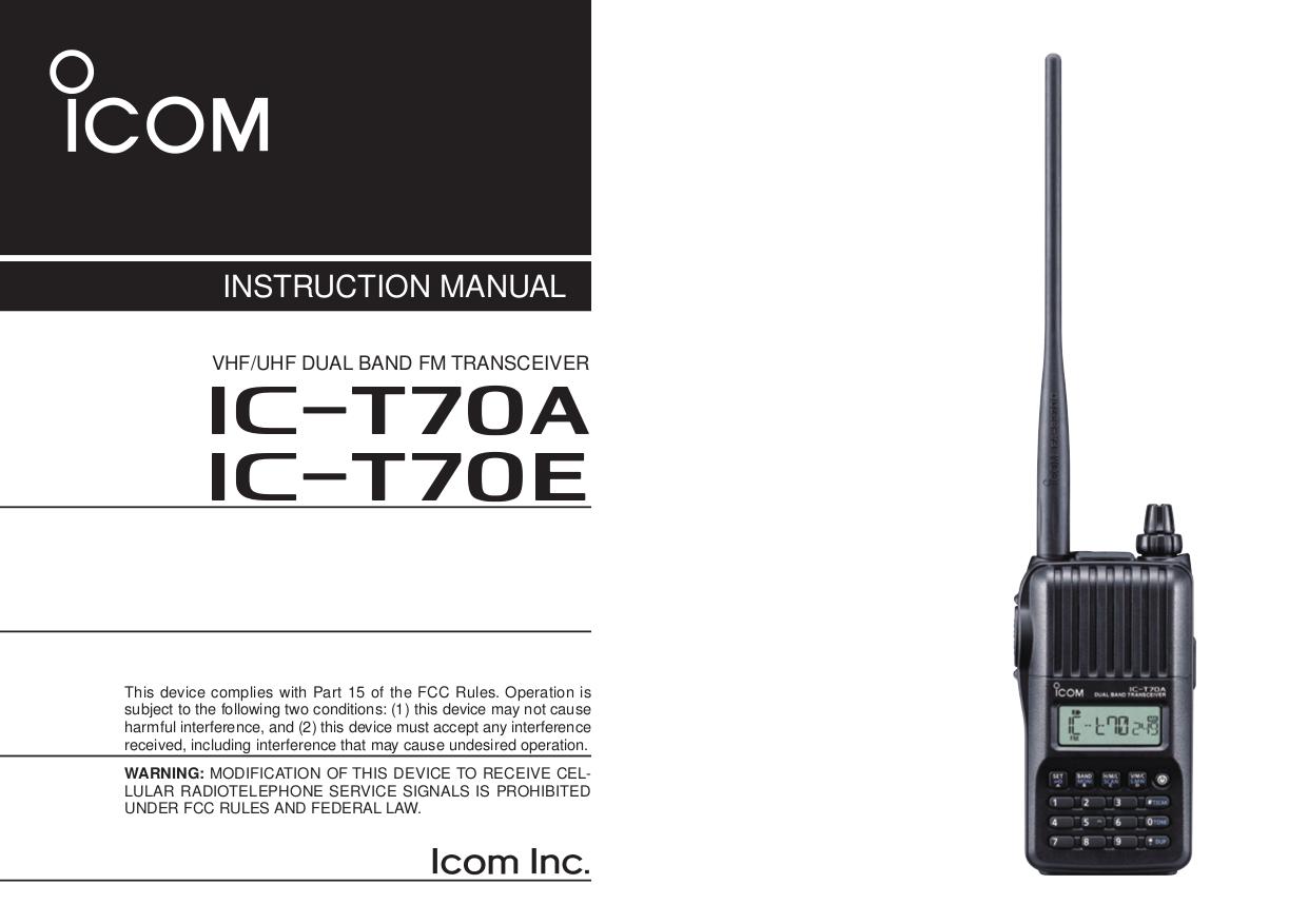 download free pdf for icom ic a5 2 way radio manual rh umlib com Icon A5 Icon A5 Aircraft