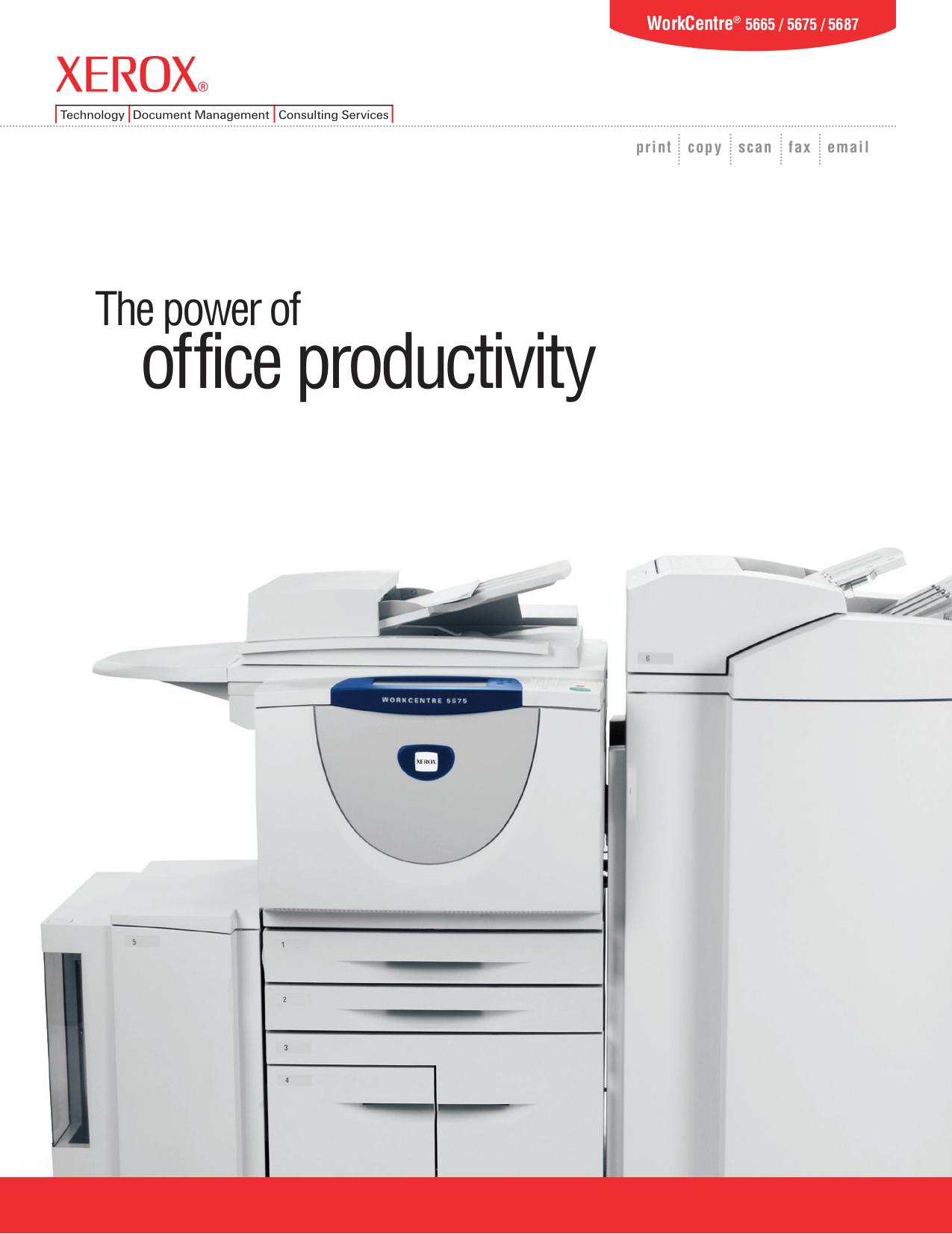 download free pdf for xerox workcentre 5665 multifunction printer manual rh umlib com xerox wc 5675 service manual Xerox WorkCentre 7845