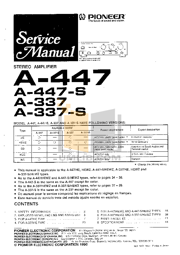 pdf for Crown Other CEAS1 Connectors manual