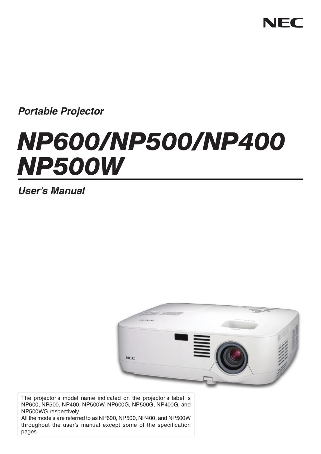 download free pdf for nec np500w projector manual rh umlib com Old NEC Projectors Cables Old NEC Projectors Cables